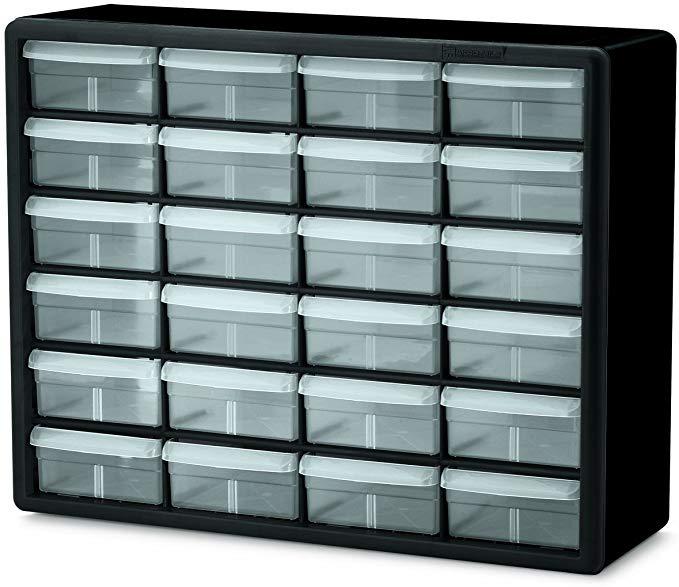Plastic tool storage ideas