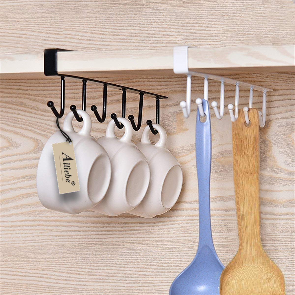 Effective Cabinet Hooks As A Storage Solution