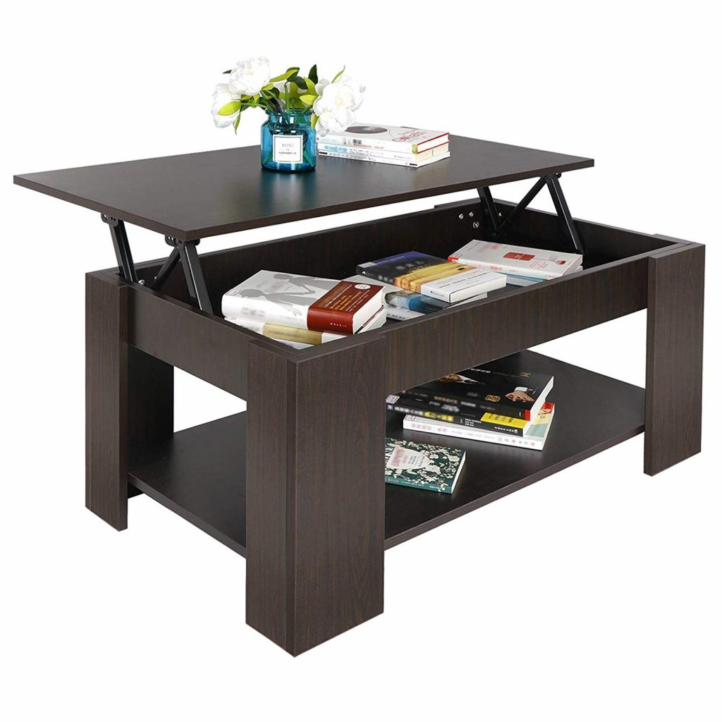 Coffee Table Compartment