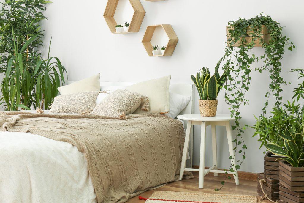 Stylish Interior Bedroom