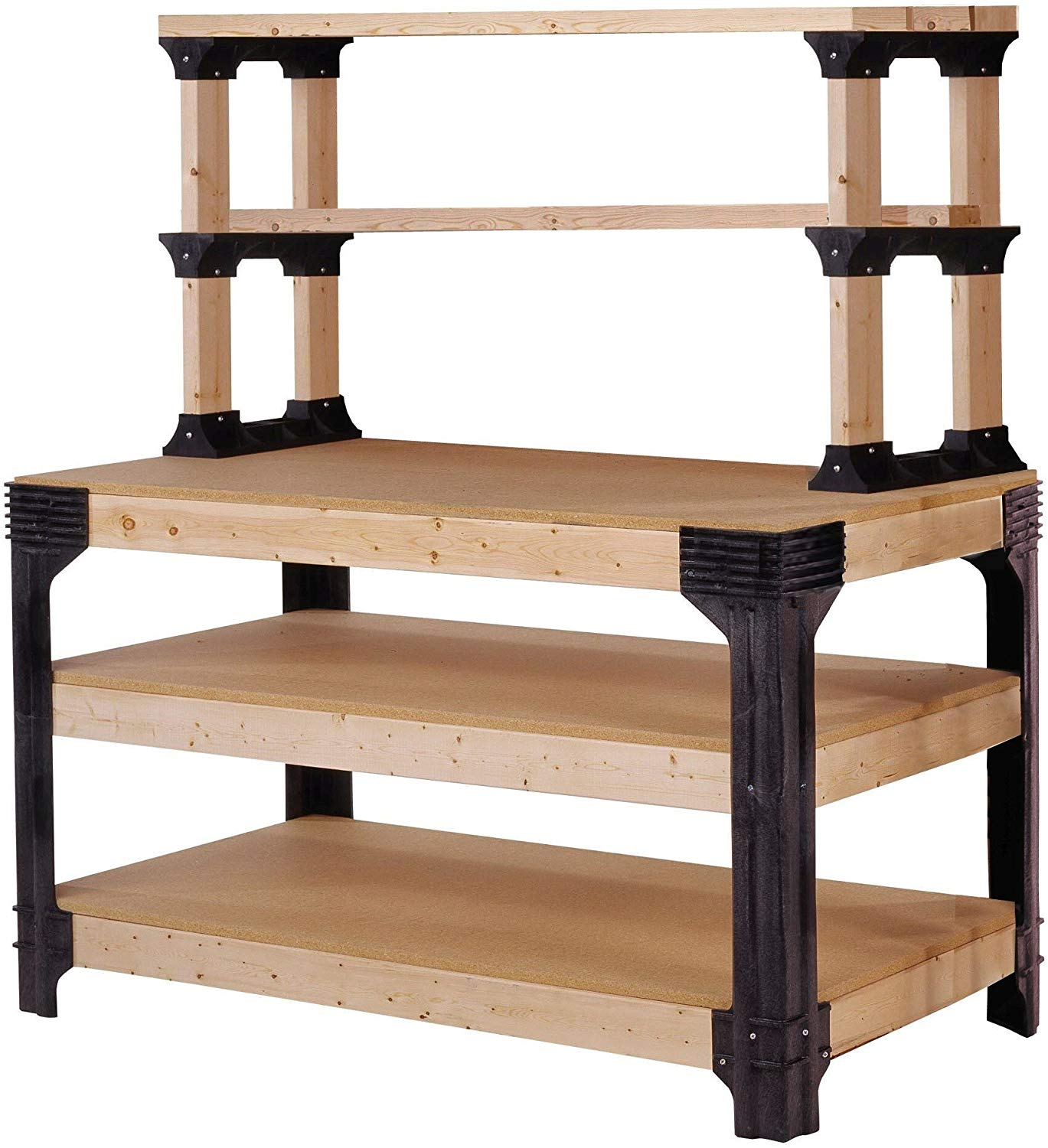 Bench for tool storage ideas