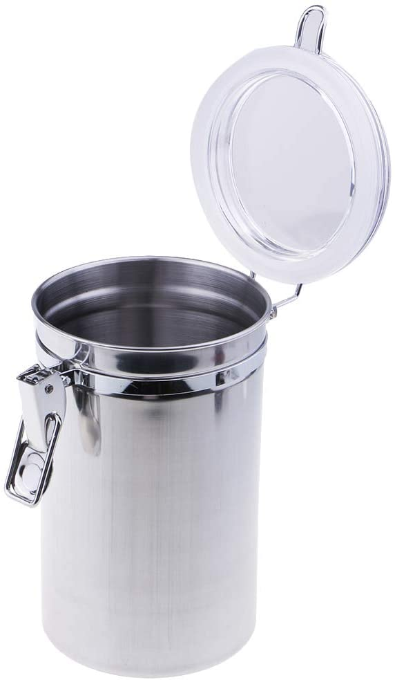 Baosity Stainless Steel Canister Container