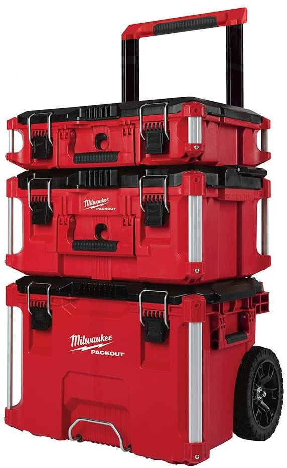 Milwaukee 22 in. Packout Rolling Modular Tool Box
