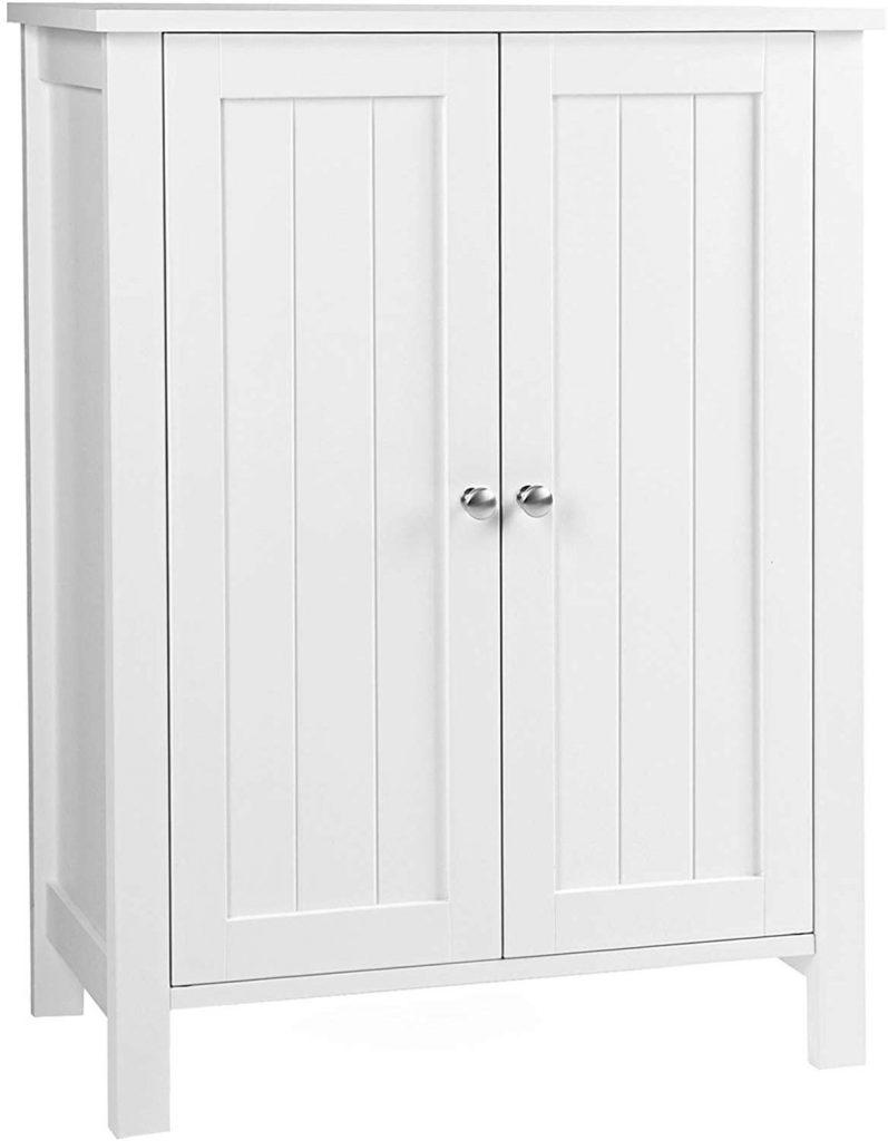VASAGLE Bathroom Floor Storage Cabinet