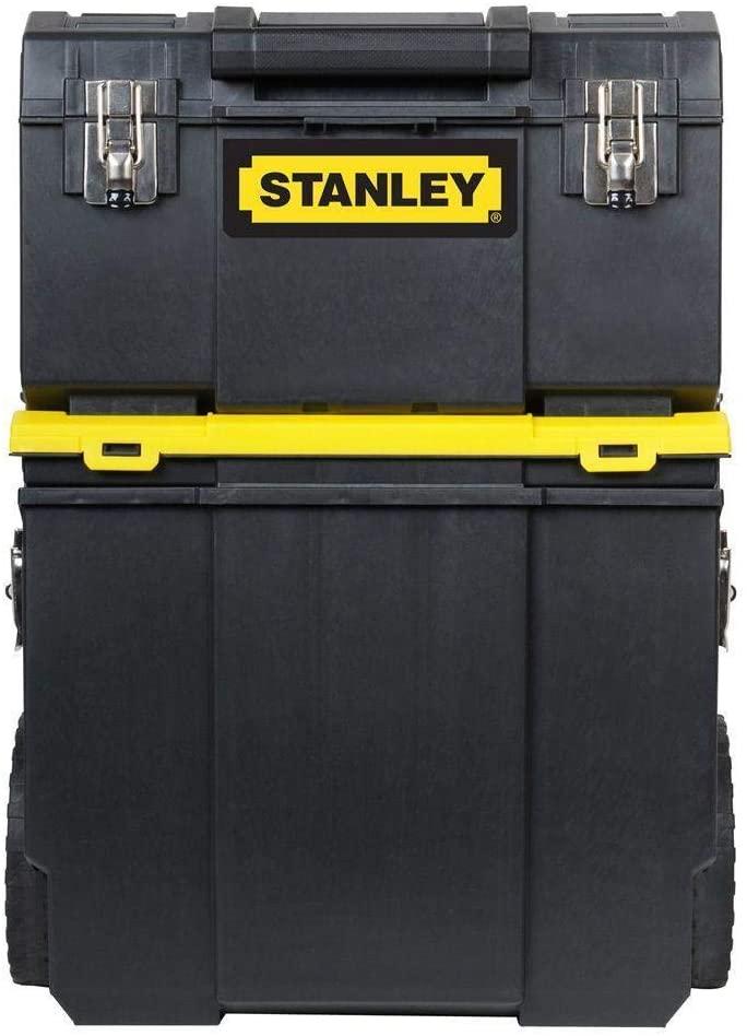 Destinie New Stanley 3-in-1 Rolling Tool Box Organizer