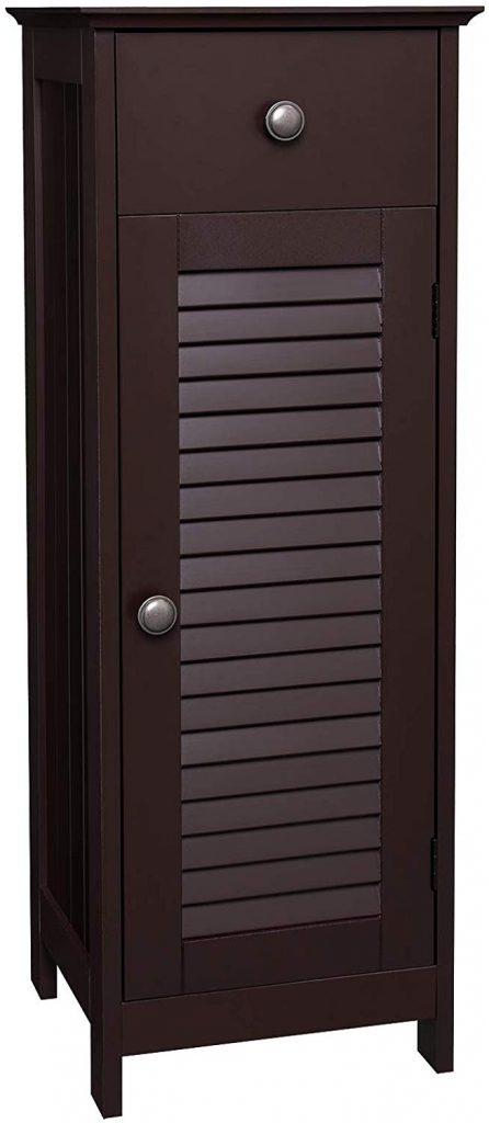 VASAGLE Bathroom Floor Cabinet, Storage Organizer