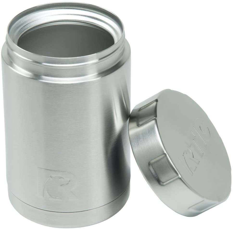 Food Canister, 17oz, Stainless