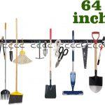 64 Inch Wall Mounted Garage Tool Organizer