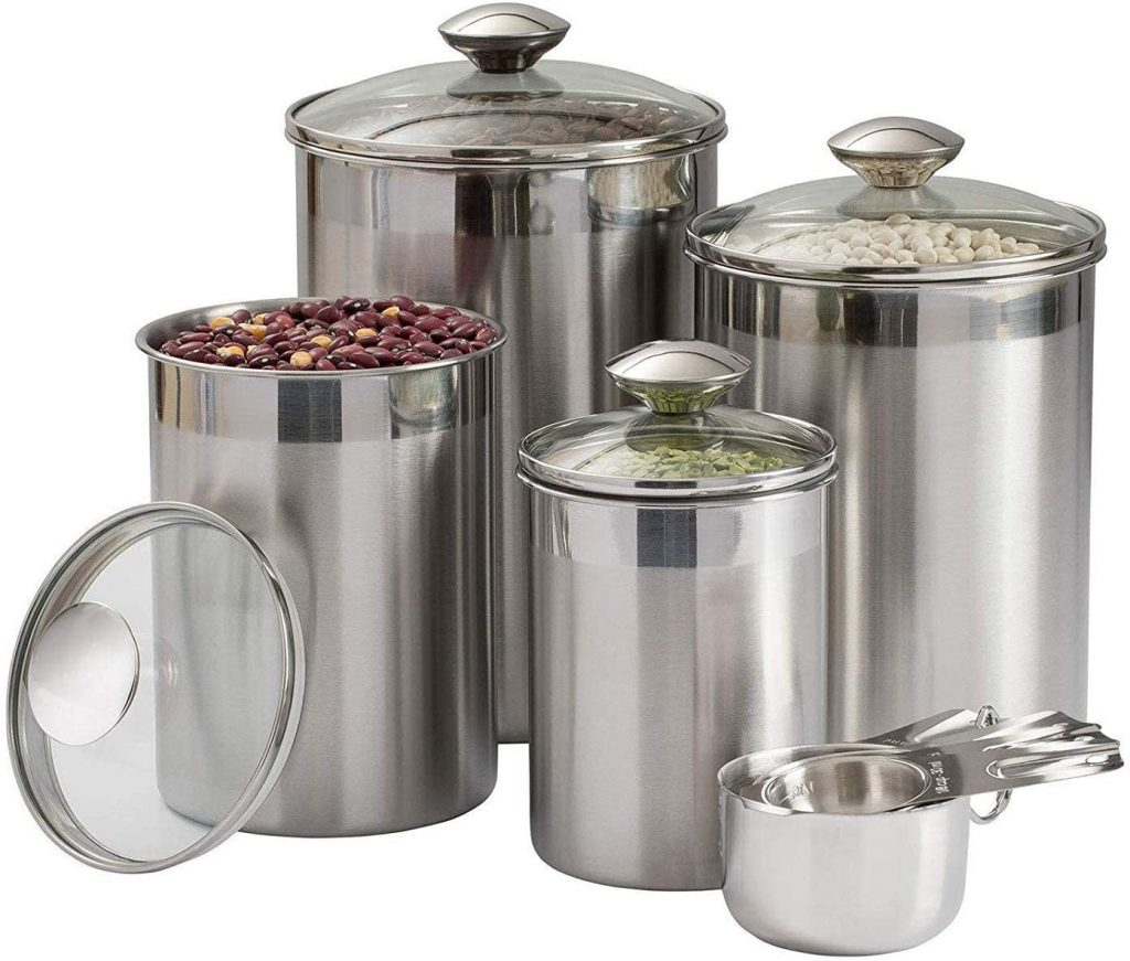 Beautiful Canisters Sets for the Kitchen Counter