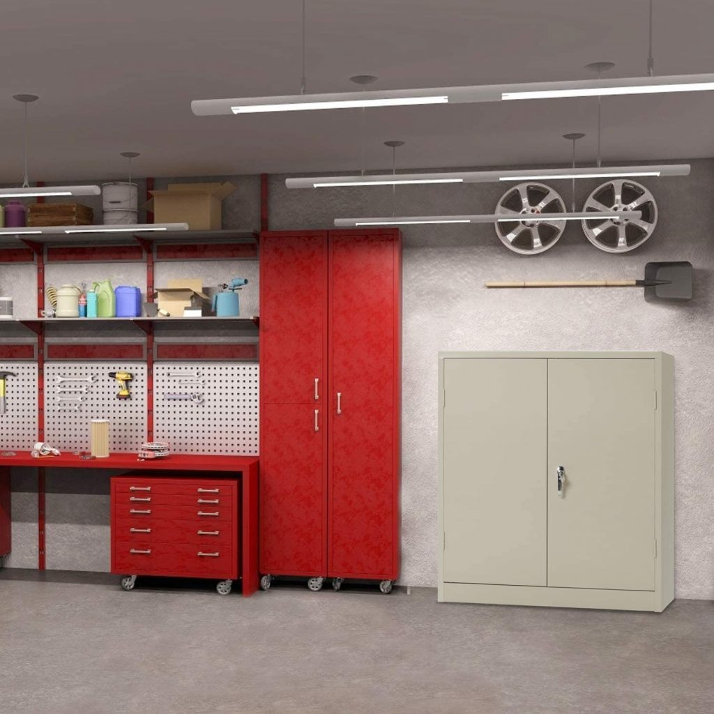 All You Need To Know About Buying Metal Storage Cabinets