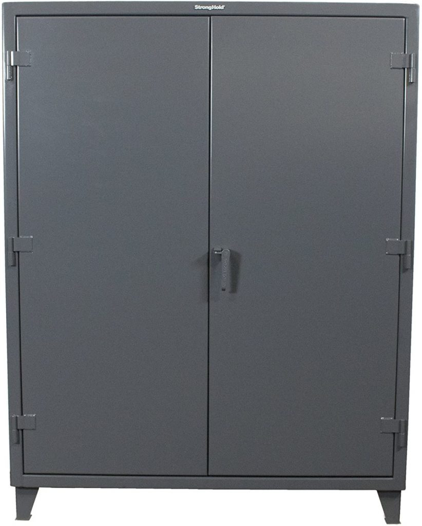 """Strong Hold, 48"""" W x 24"""" D x 78"""" H, Industrial Cabinet"""