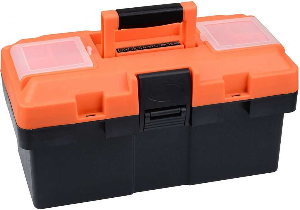 GANCHUN 14-inch Consumer Storage and Toolbox