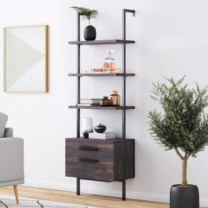 Industrial Shelf, Bedroom Storage