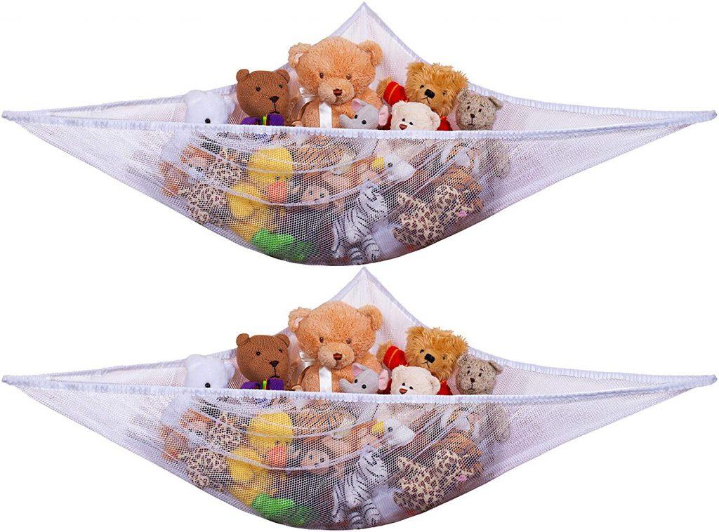 Hammock Toy Storage, Toy Storage Ideas, Toy Storage, Toy Room Organizer