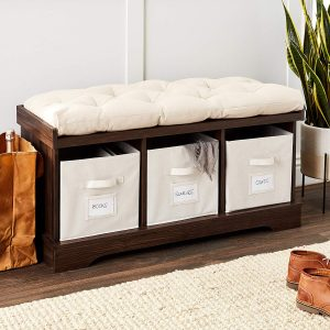 Bedroom Storage, Storage Bench, Bedroom Storage Bench