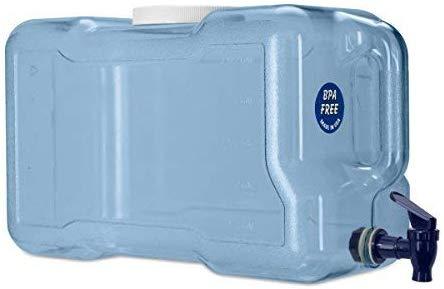 Brio Spigot, Water Storage Container, Emergency Water