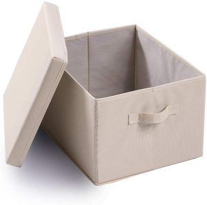 Charming House Design Faux Leather Trash Cans Bins Office Waste Paper Basket Storage Bin Home Office