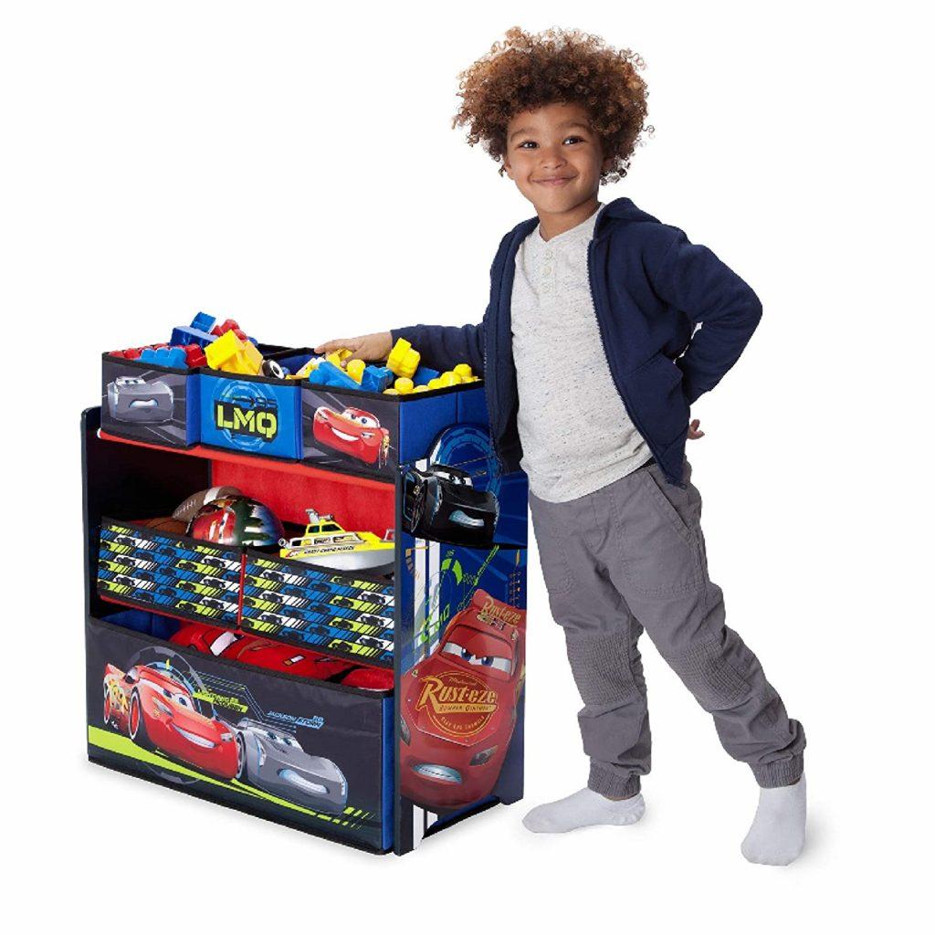 Easy Assembly Toy Storage, Toy Storage Ideas, Toy Organizer