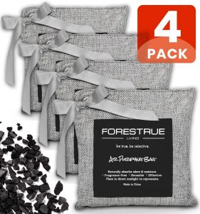 FORESTRUE Charcoal Air Purifying Bags