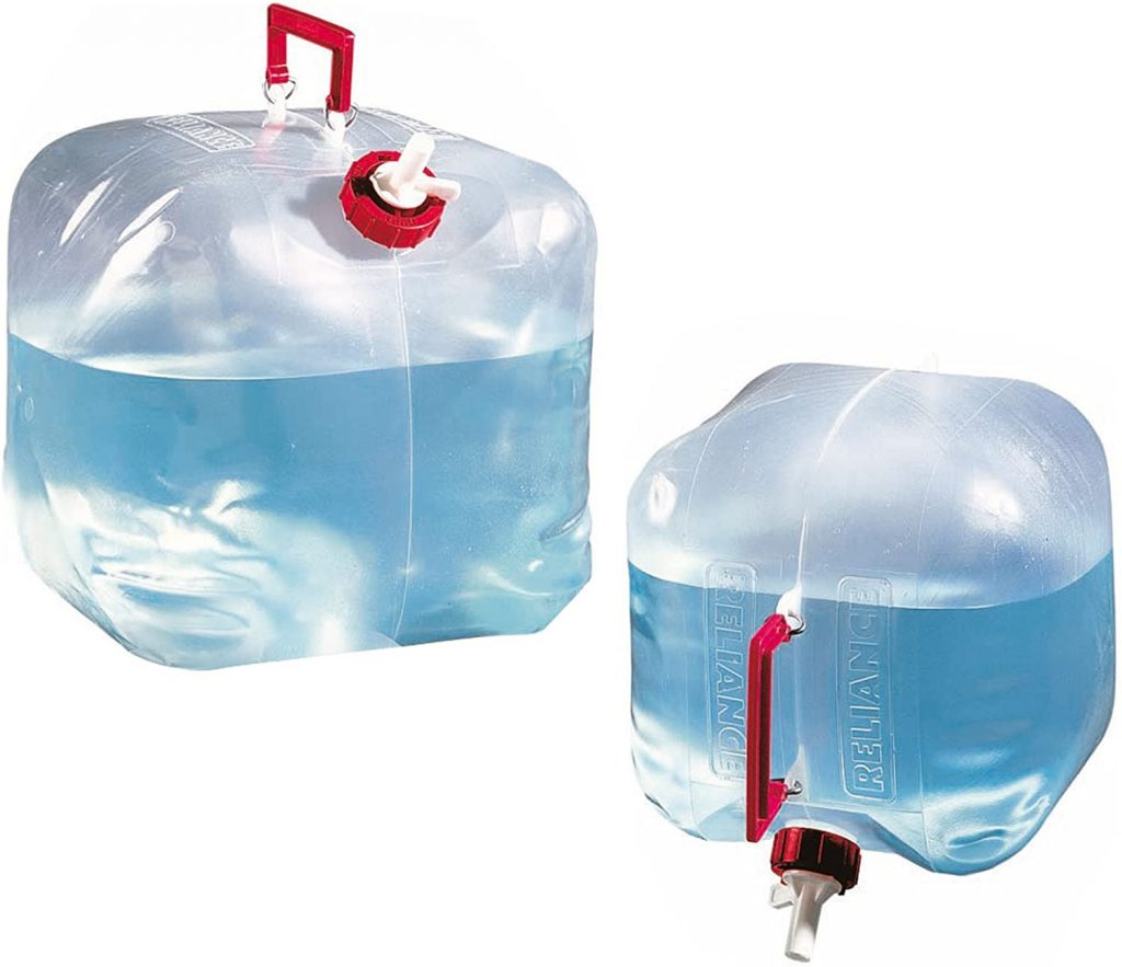Collapsible Water Holding Tank, Water Storage Container, Water Emergency