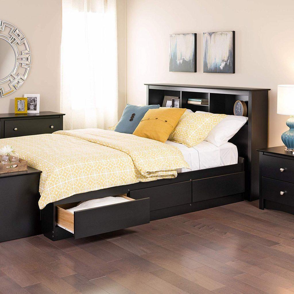 Bed Frame Storage, Bedroom Storage Ideas, Storage Ideas