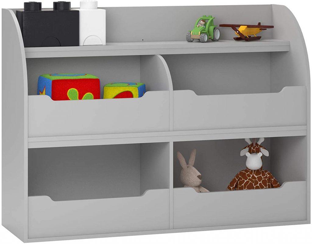 Book Case Toy Storage Idea, Toy Storage Ideas, Toy Organizer