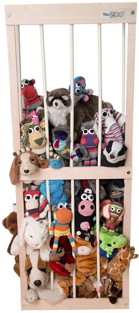 Bungee and Cord Storage, Toy Storage Ideas, Toy Organizer