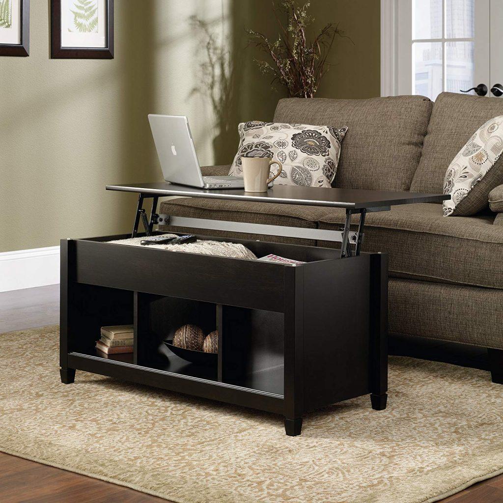 Coffee Table Hidden Storage, Hidden Living Room Storage Ideas