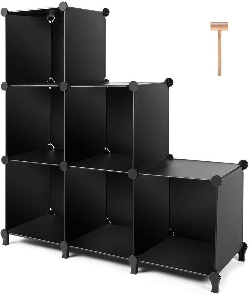 Cube Shelves, Living Room Storage