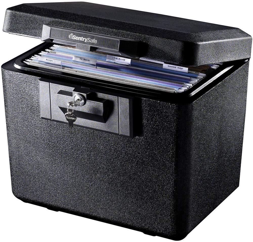 Fire Proof Document Box, Living Room Storage Ideas, Living Room Organizer