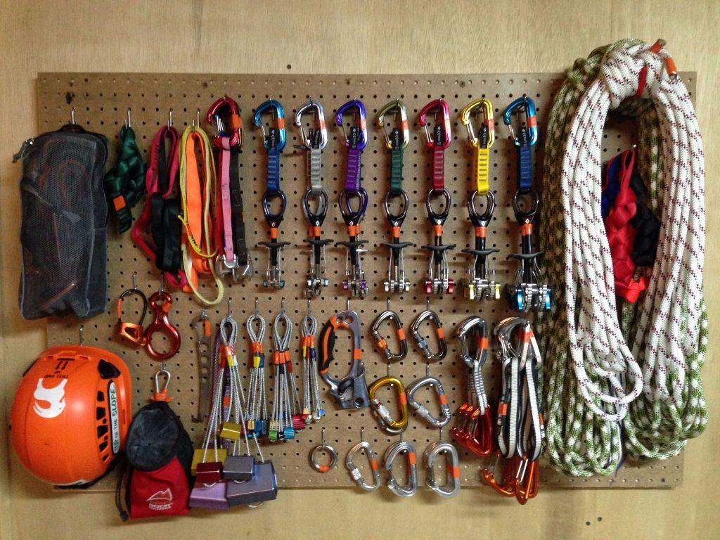 holds everything wall, pegboard, garage organizer, garage storage ideas