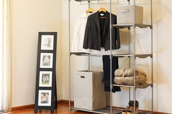 Metal Storage Shelf: 35 Best Options In 2020