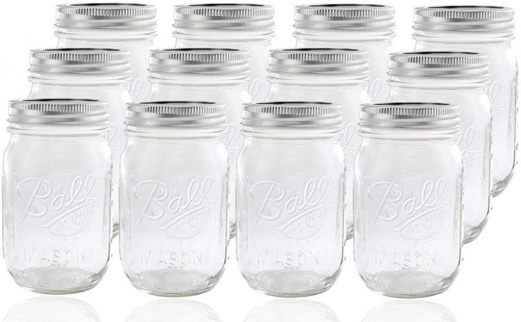 Mason Jars, Garage Storage Ideas, Storage Organizer, Garage Organizer