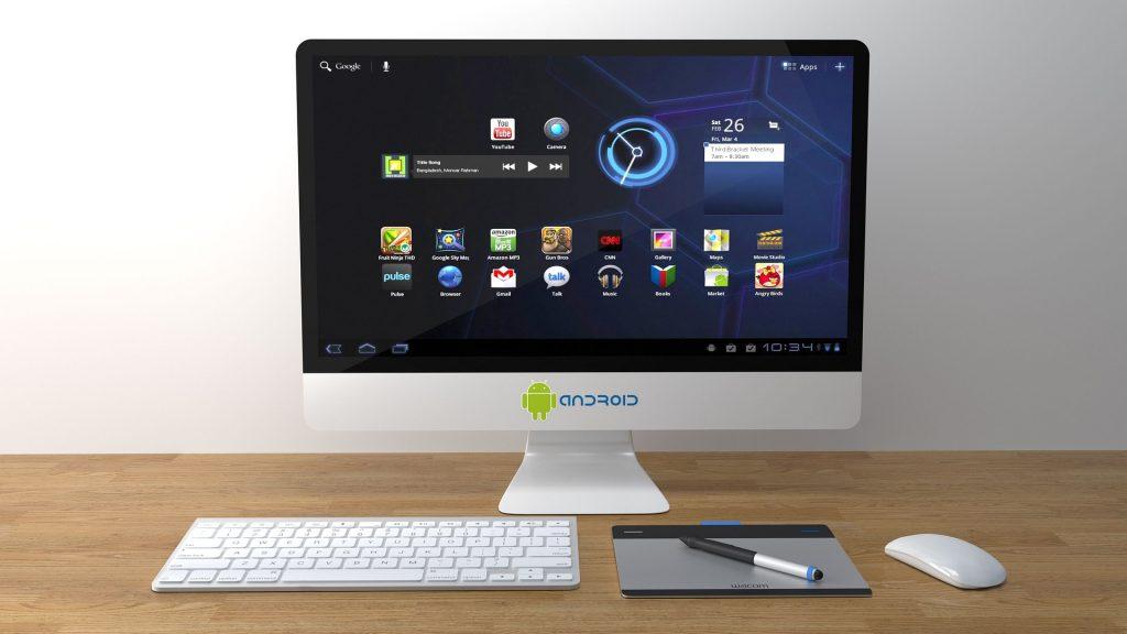 PC, Desktop, Computer