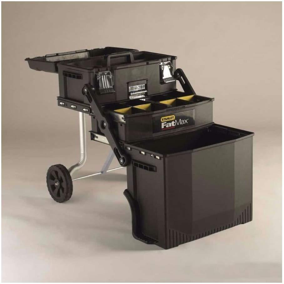portable tool box, garage organizer, garage storage ideas