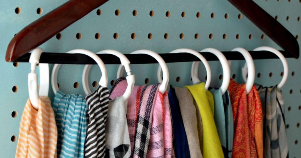 Shower Rings, Bedroom Storage Ideas, Storage Ideas