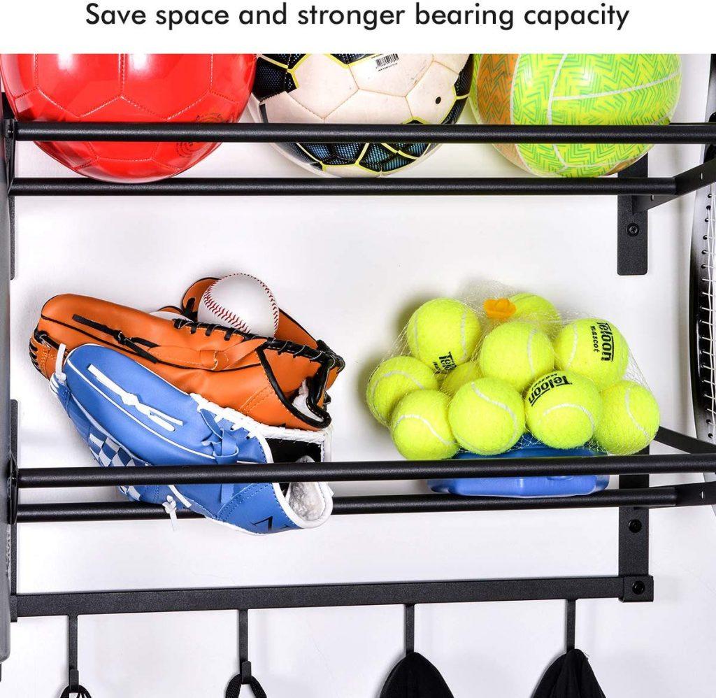 sports rack, garage storage ideas, garage storage, storage ideas