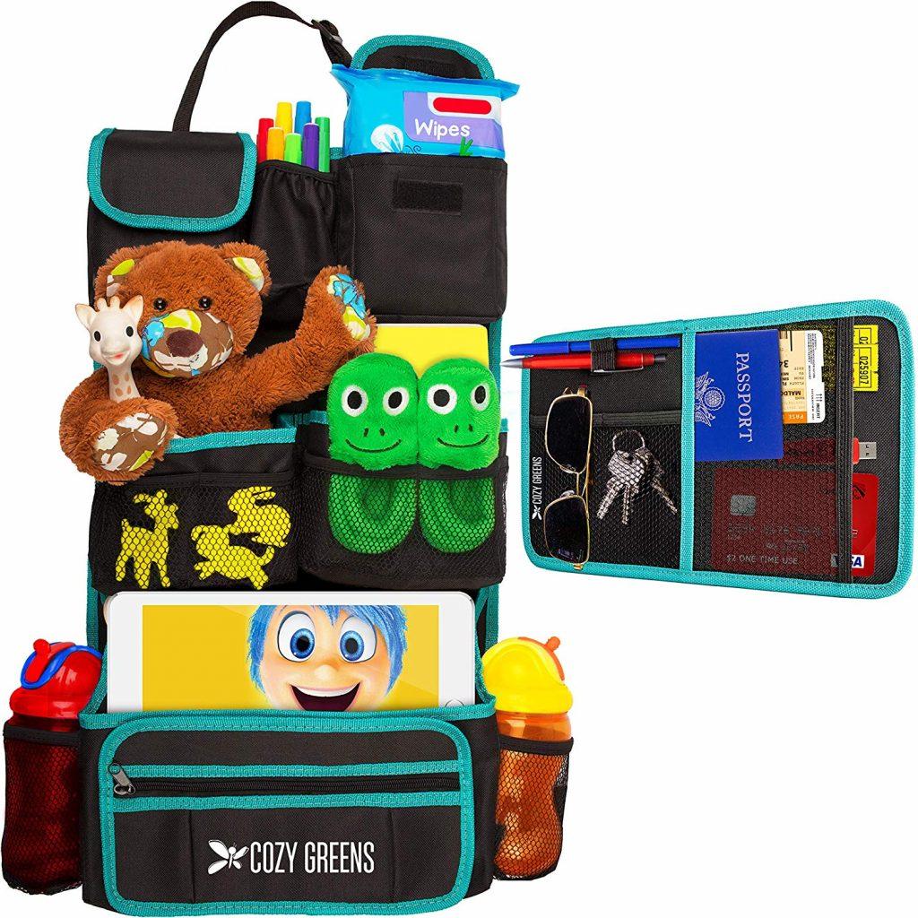Toy Travel Organizer, Toy Storage Ideas, Toy Organizer