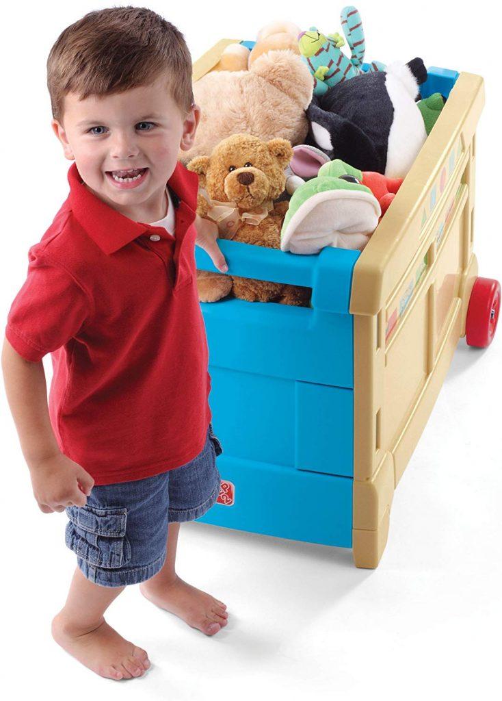 Wheelie Toy Storage, Toy Storage Ideas, Toy Organizer