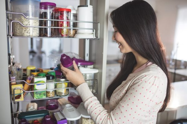 Organize Your Storage Cabinets Using These Smart Ideas