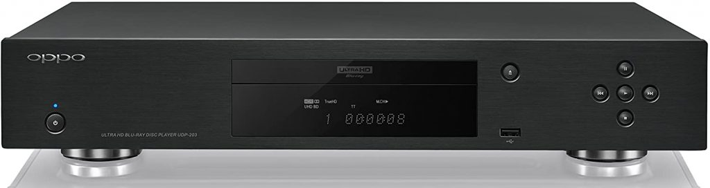 Oppo's Blu-Ray Player