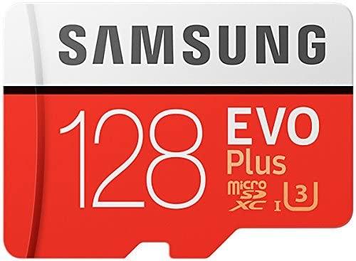 Samsung Evo Plus Class 10 UHS-I microSDXC