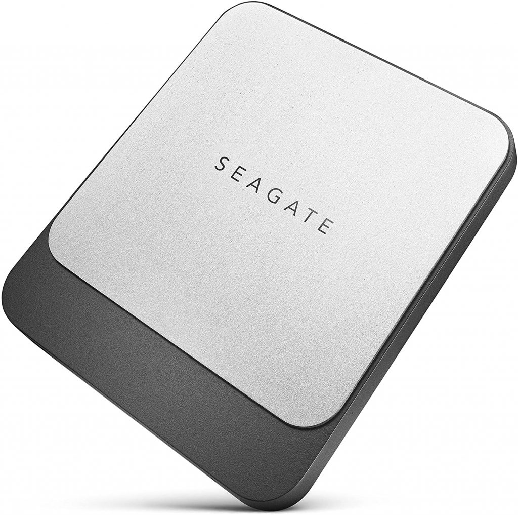 Seagate Fast SSD 2TB External Solid State Drive