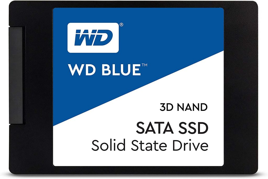 WD Blue 3D NAND 2TB Internal PC SSD