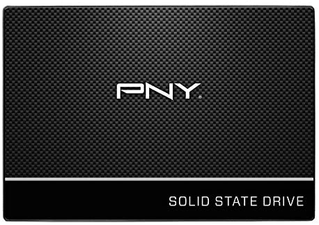"PNY CS900 120GB 2.5"" SATA III Internal Solid State Drive"