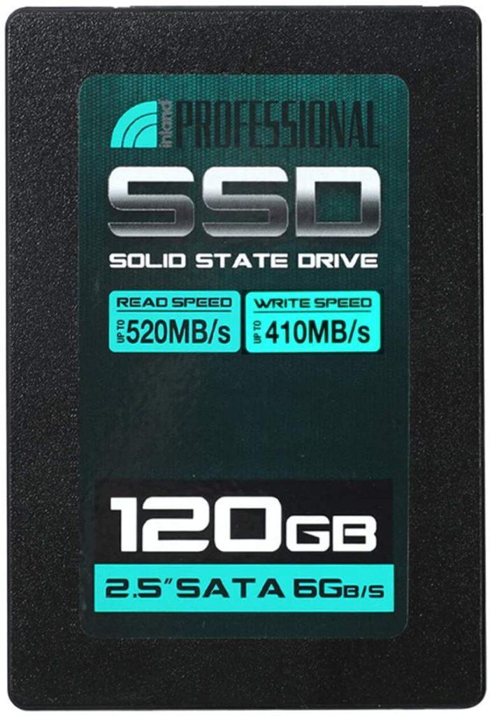 Inland Professional 120GB SSD 3D NAND SATA