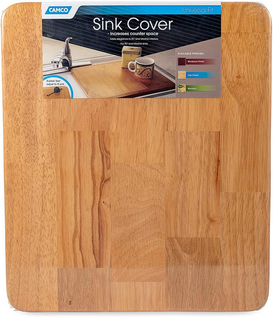 Camco Oak 43431 Accents Sink Cover