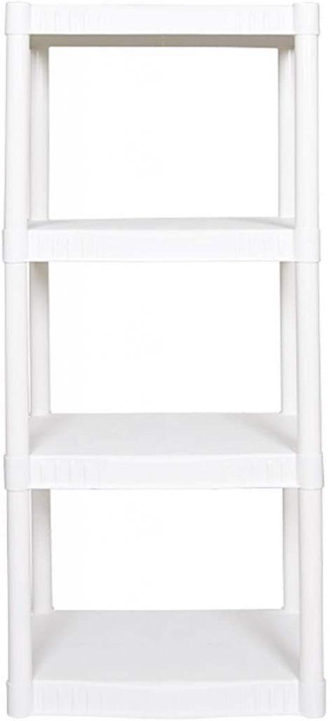 4 Shelf Shelving Unit by Plano