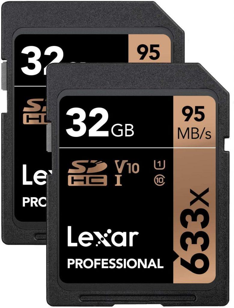 Lexar Professional 633x 32GB