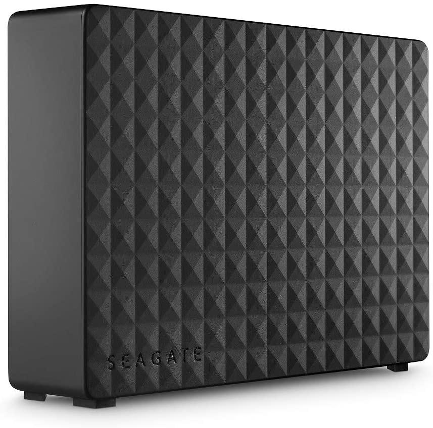 Seagate (STEB8000100) Expansion Desktop 8TB External Hard Drive HDD